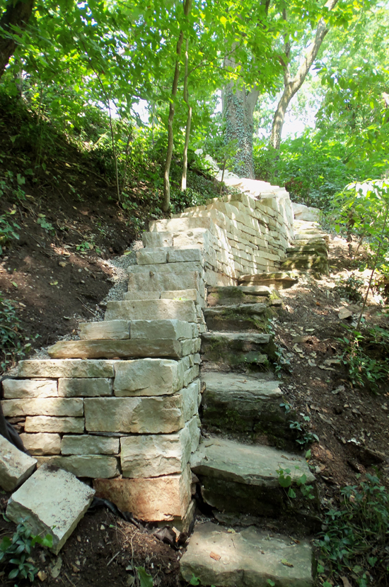 International Stonemason Kenn Kaminski Westfield Ma